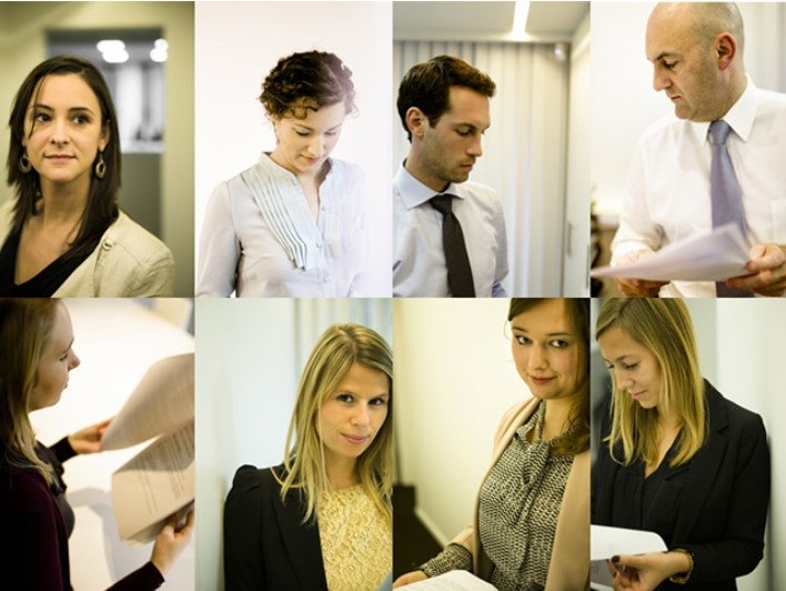 business portraits that convey professional and knowledgeable experience