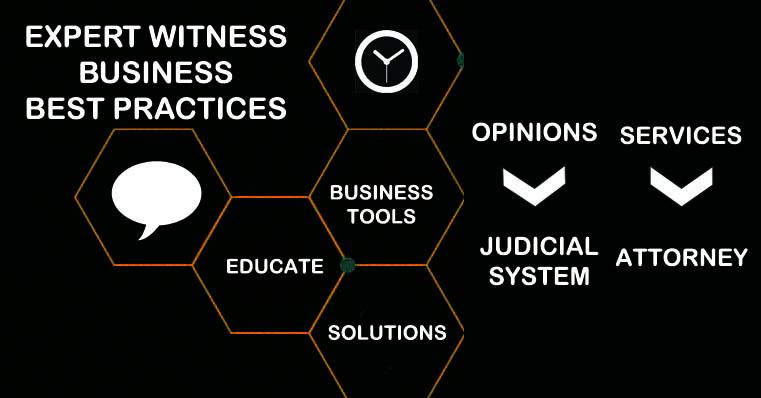 expert witness business model best practices